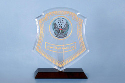 Trophy with Printing