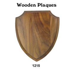Wooden Plaques - 2