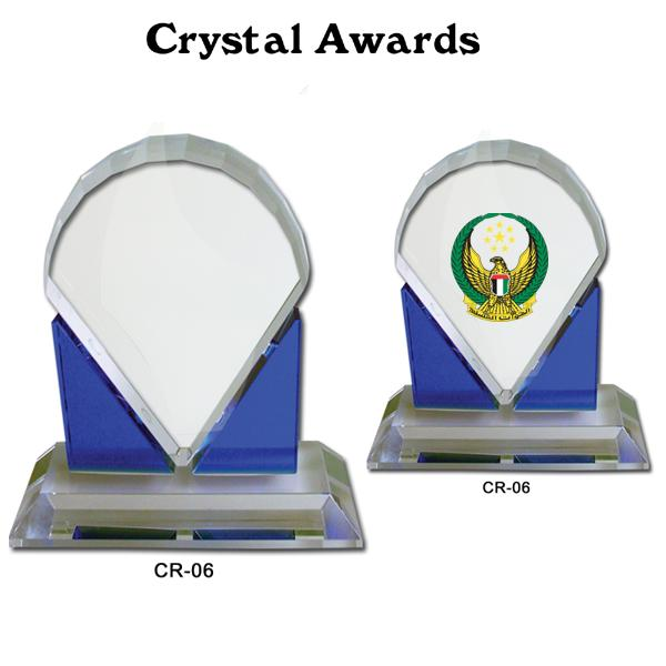 Crystal Award - 6