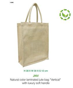 Vertical Jute Bag