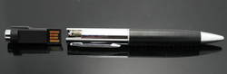 Pen with USB