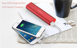 Dual USB Power Bank