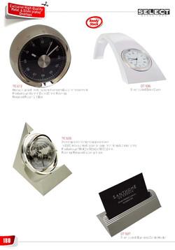 Desk Clock - 3
