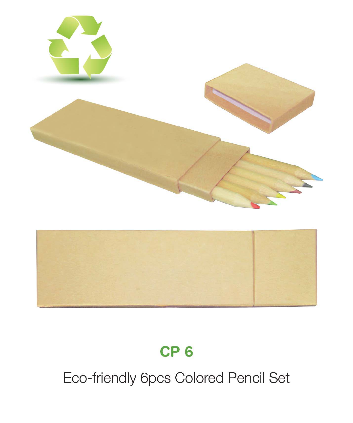 Eco Friendly color pencil set