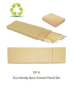 Eco Friendly color pencil set