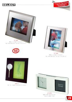 Metallic Photo frame