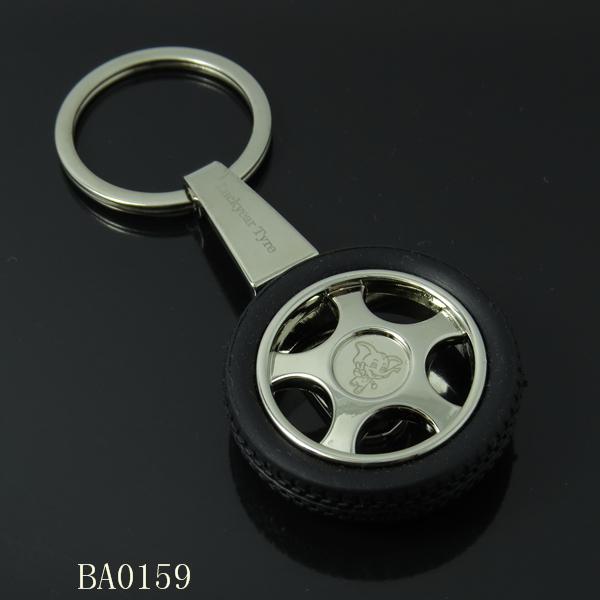 Tyre Key Chain