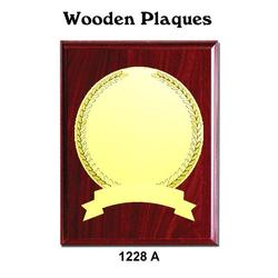 Wooden Plaques - 1