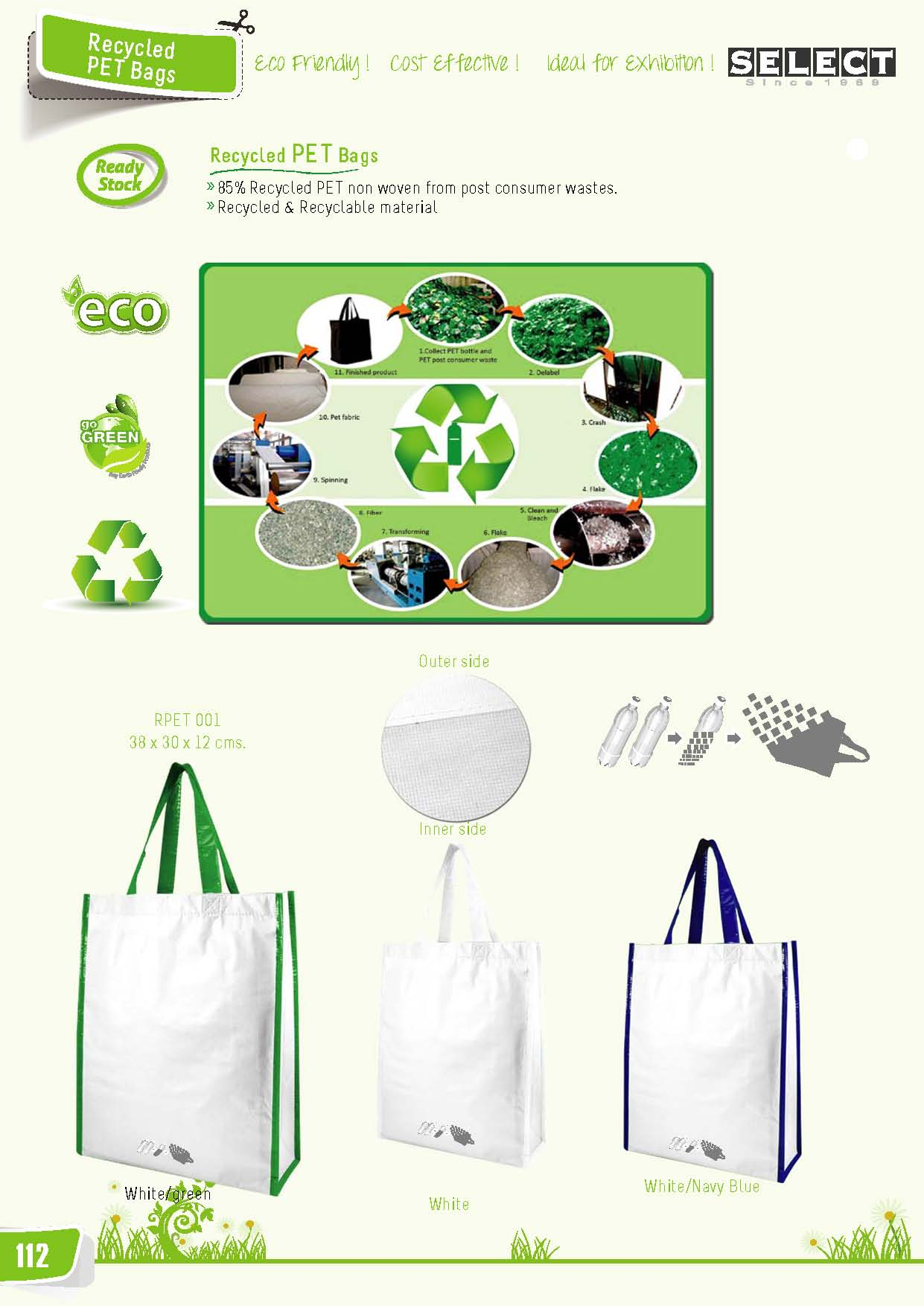 Recyclable bags