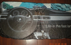 BMW Sunshade