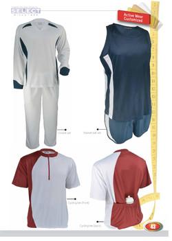Sports Wear Uniforms