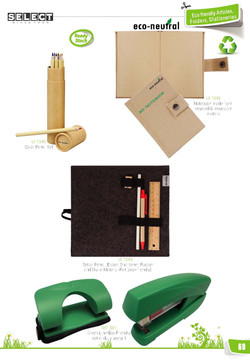 Diary and stationery set