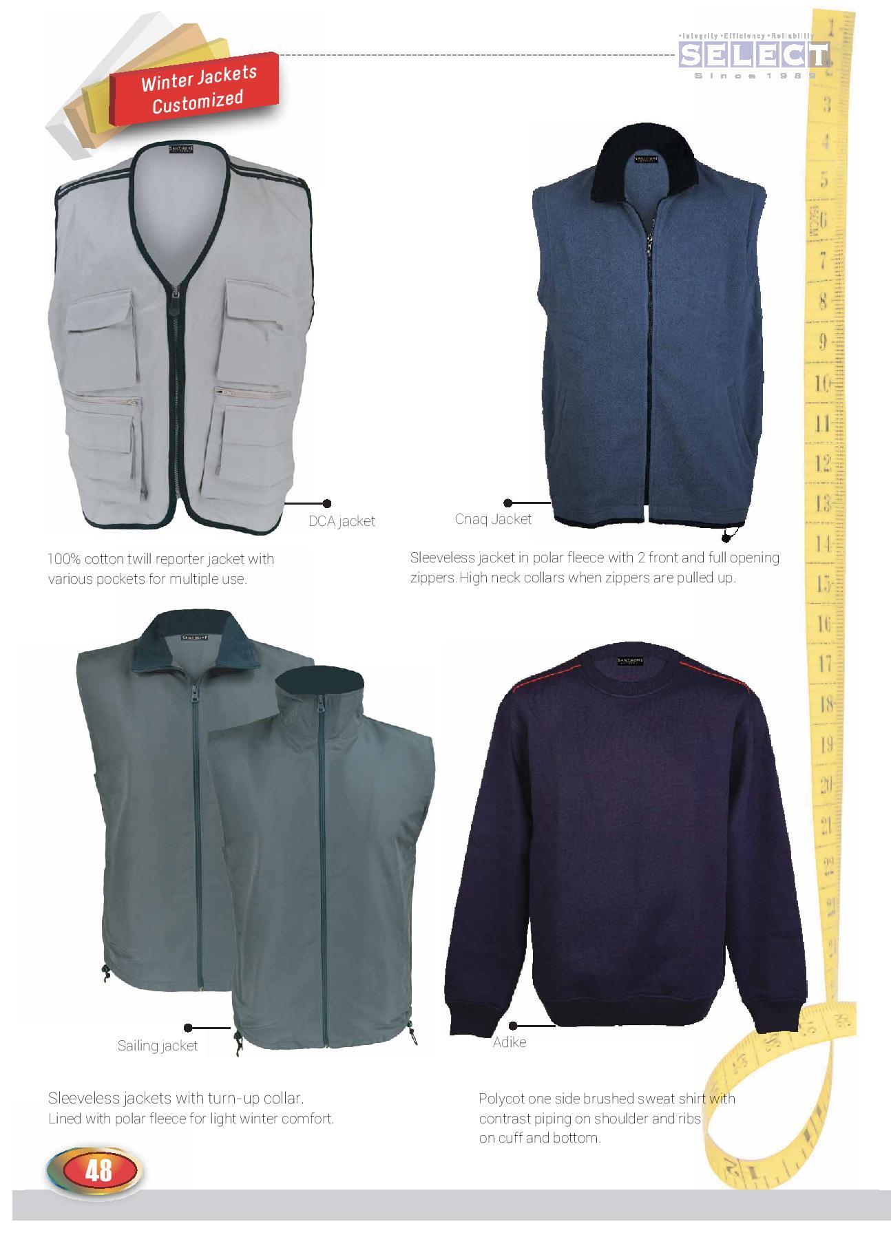 Winter Wear jackets