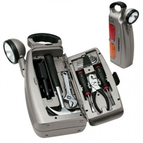 Auto light and tool set