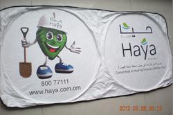 Haya Waters Sunshade