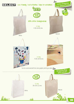 Recyclable paper bag