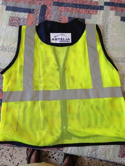 Mesh Reflective Vest