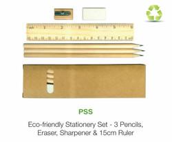 Eco friendly Stationery Set