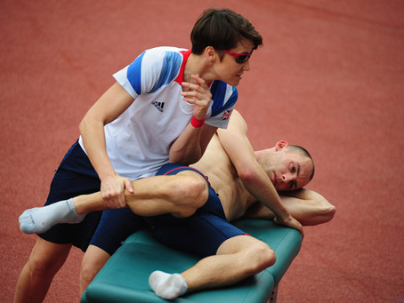 Olympic Athletes and Massage Therapy