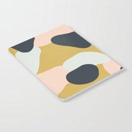 Making Marks Layered Shapes Notebook