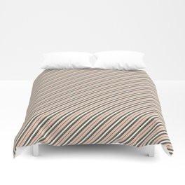 Making Marks Diagonal Stripes Duvet Cover