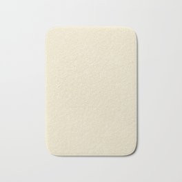 Making Marks Textured Surface White Mustard Bath Mat