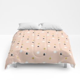 Making Marks Ditsy Shapes Comforter
