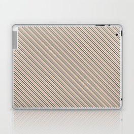 Making Marks Diagonal Stripes Tablet & Laptop Skin