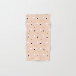 Making Marks Ditsy Shapes Bath Towel