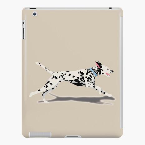 Dalmatian iPad Snap Case
