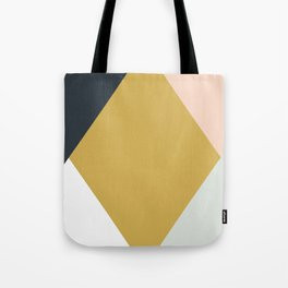 Making Marks Diamond Pattern Tote Bag