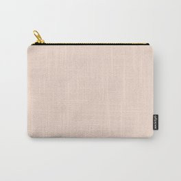 Making Marks Textured Surface Pink White Carry-All-Pouch
