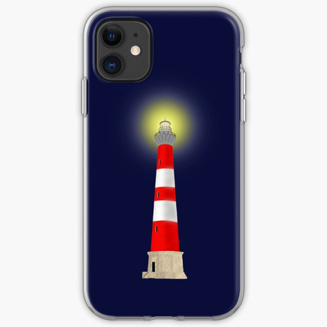 Lighthouse iPhone Soft Case