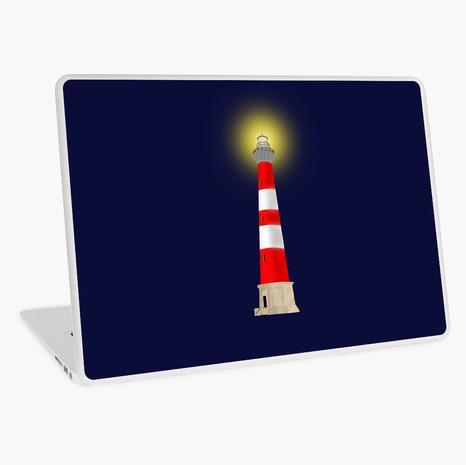 Lighthouse Laptop Skin