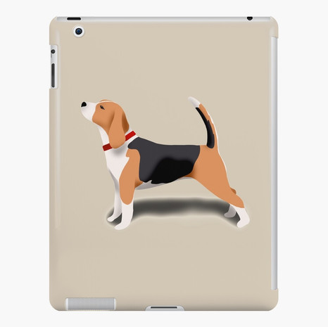 Beagle iPad Snap Case
