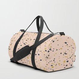 Making Marks Splatter Pink Duffle Bag