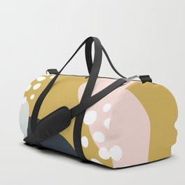Making Marks Layered Marks Duffle Bag