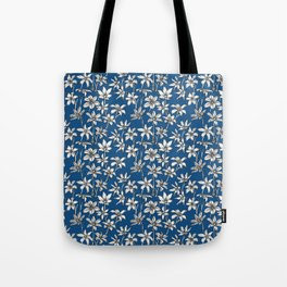 Blue Glory of the Snow Tote Bag