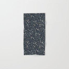 Making Marks Splatter Navy Bath Towel