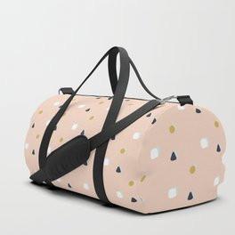 Making Marks Ditsy Shapes Duffle Bag