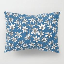 Blue Glory of the Snow Pillow Sham