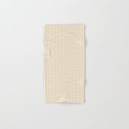 Making Marks Dots Pink Mustard White Bath Towel