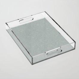 Making Marks Textured Surface Grey Navy Acylic Tray