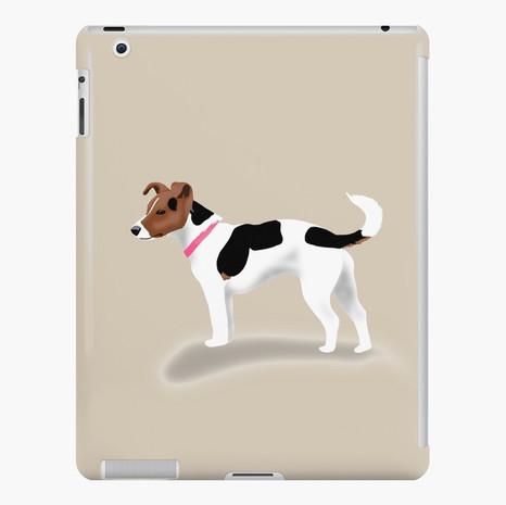 Jack Russell iPad Snap Case