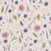 Watercolour Ditsy Floral