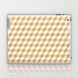Making Marks Cube Illusion Light Tablet & Laptop Skin