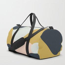Making Marks Layered Shapes Duffle Bag
