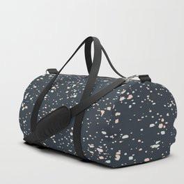 Making Marks Splatter Navy Duffle Bag
