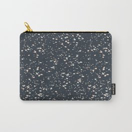 Making Marks Splatter Navy Carry-All-Pouch