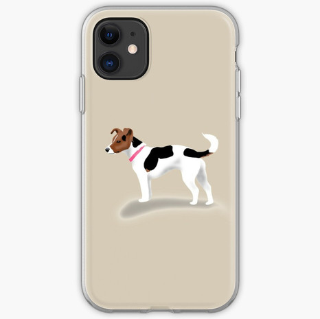 Jack Russell iPhone Soft Case